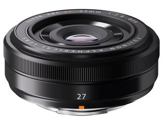Объектив FujiFilm XF27mm F2.8 R