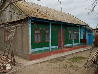 Дом на окраине села возле реки Бык