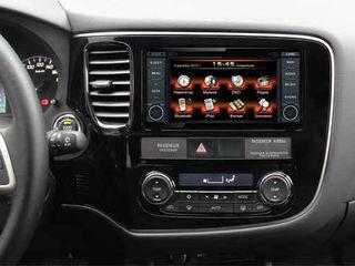 Mitsubishi 2012+ штатная магнитола Rockford