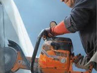 Перепланировка квартир домов демонтаж стен перегородок алмазное резка бетона бетоновырубка