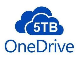 Облако OneDrive 5TB