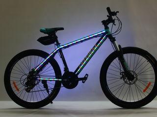 New:biciclete pentru adolescenti ,,modele unice,,cu lumina ''led''