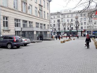 Chirie spațiu comercial, 190 m2, bd. Ștefan Cel Mare!!!