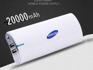 Зарядное Устройство Power Bank Samsung 20000 mah 2USB