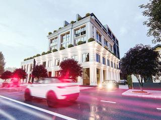 THE#1 / Un veritabil club house în Centrul Istoric / Penthouse exclusiv cu 4 odăi / 185m.p.