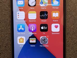 iPhone X, Silver, 64 GB