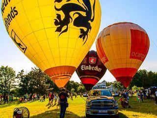 Zbor cu balonul - experiență unică garantată!!! Уникальный подарок - полёт на воздушном шаре!