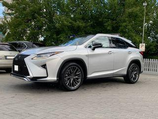 Lexus rx f sport  auto-chirie авто-прокат rent-car