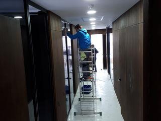 Curatenie dupa reparatie, уборка после ремонта