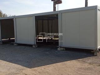 În Stoc! Construcție Modulară realizată din 5 Containere Modulare.