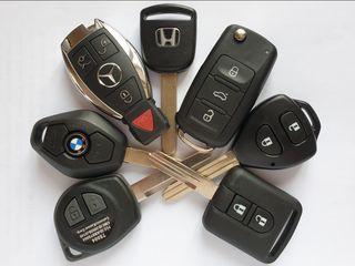 Deschiderea - deblocarea auto, mașini, chei cu cip. Открытие / вскрытие авто. Ключи с чипом.