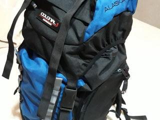 огромный походный рюкзак + спальный мешок 2шт