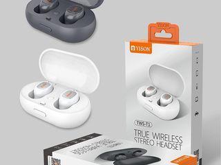 Bluetooth наушники Yison TWS-T1