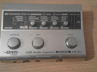 usb modul Edirol - 60 Euro