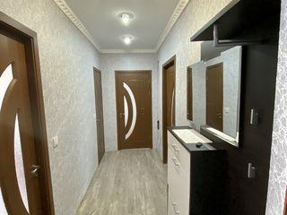 Центр Дубоссар 3х комнатная с евроремонтом и мебелью