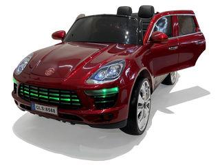 Porsche electric pentru copii, posibil in rate la 0%