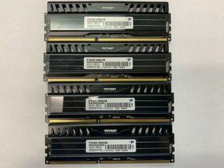 Patriot Viper DDR3 8GB (2x4GB) 1866MHz PC3-15000 RAM