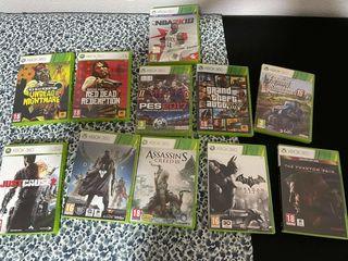Vind jocuri pe Xbox 360!!!