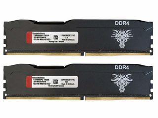 Оперативная память DDR4 1x8GB 2666MHz C радиатором Новая в упаковке Пара 2x8GB будет дешевле