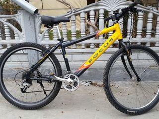 Vind bicicleta nemteasca Focus rama Alumin