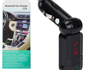 Bluetooth FM transmiter