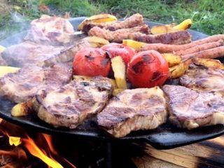 Чугунная посуда, аксессуары для мангалов и барбекю