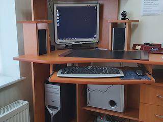 Компьютер со всеми компонентами