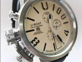 Элитные мужские часы скидка -50% U-Boat
