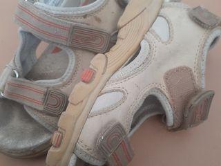 Мальчуковые сандали 31р