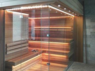 Saune din sticlă călită, cabine de duș din sticlă
