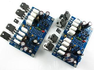 Кит Усилитель НЧ класс A/B 350W 4 Ohm Kit LJM L20 V9.3 DIY