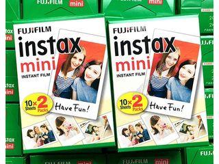 Картриджи для фотоаппаратов Fujifilm Mini и Square!