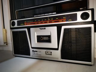 Kofferadio kurier 7025 stereo  в идеальном состоянии  всё работает безупречно  возможен обмен на уси
