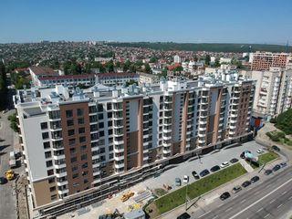 Astercon Grup sectorul Buiucani, apartament cu 5 odăi, 123.11 m2, prețul 720 euro/m2