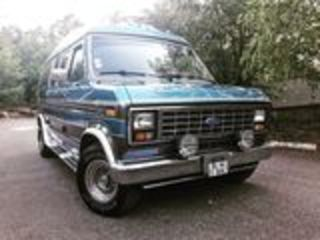Ford E 150 Dizel
