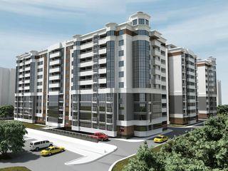 Exfactor grup, новый комплекс в кишиневе - квартира 3 комнатная