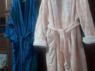 Махровые халаты. Хлопковая пижама. Трусики.