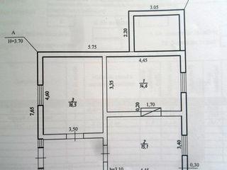 Se vinde casa locativă urgent