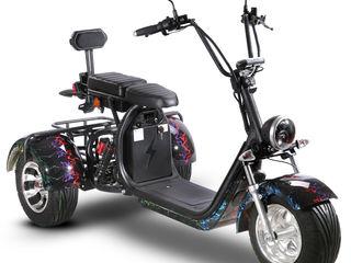 3 roti scuter electric