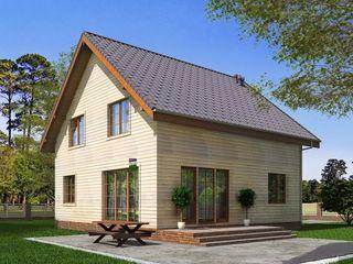 Новый дом 180 кв.м за 45000 евро