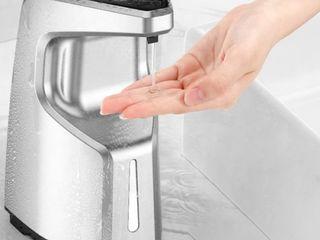 Диспенсер для жидкого мыла  сенсорное 450 мл DAZ06/Dispenser pentru săpun lichid/Livrare Gratuita