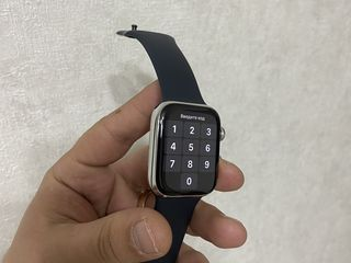 Apple watch 6/44 mm Stainless Steel