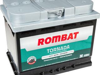 Аккумуляторы ромбат - официальный импортер в молдове - доставка. установка. гарантия.