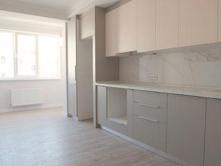 Sprincenoaia (Telecentru), 2 camere+living. Euroreparatie, complet mobilata