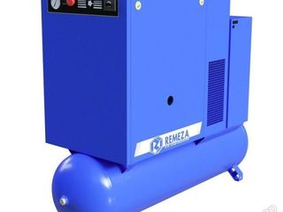 Compresor cu surub Remeza BK15Т-10-500Д/ винтовой компрессор  с осушителем