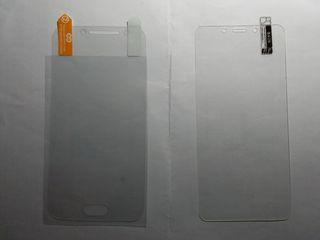 Защитная плёнка для Samsung galaxy J2 и защитное стекло для Xiaomi redmi 6a