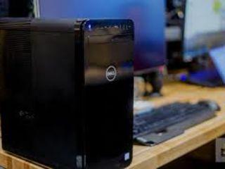 DELL Gaming PC / i7  8700 12x core processor / 16 gb ddr4 / gtx 1060 / 256 pci-e ssd / 2000 hdd / gt