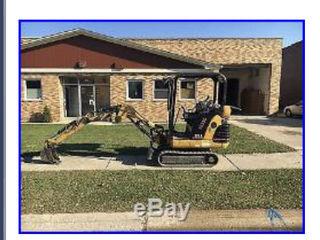 Mini excavator Caterpillar 301.6