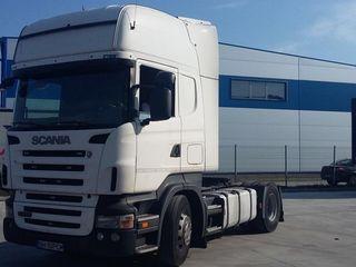 Scania R420 euro 5