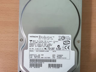 Hitachi Deskstar 82.3gb HDD